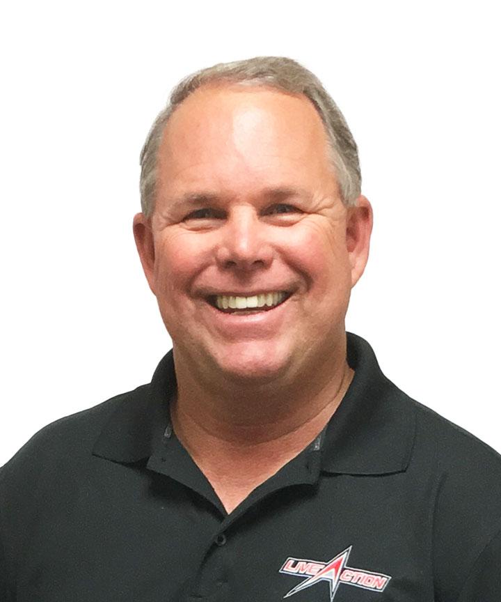 LA Employee headshot of Bobby Tracy