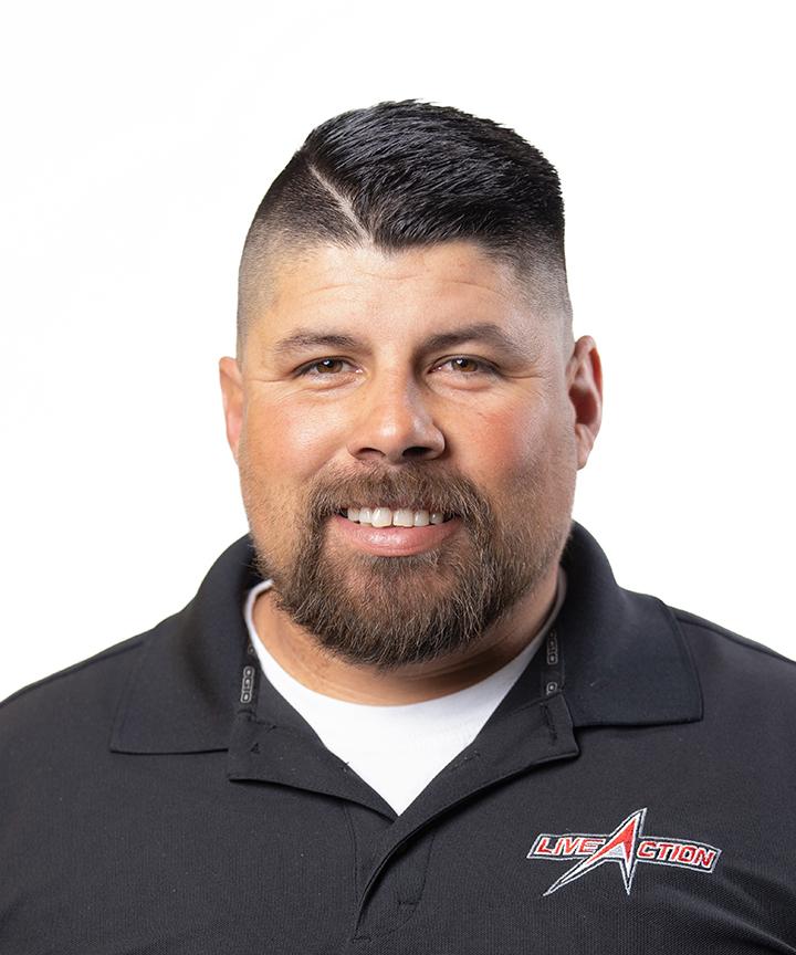 LA Employee headshot of Michael Delacerda